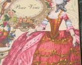 Note Cards, Marie Antoinette, Pour Vous