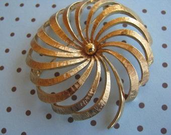 Abstract  Flower Brooch Vintage  SALE