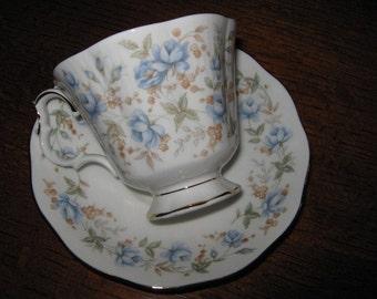 Vintage Royal Albert China Teacup and Saucer