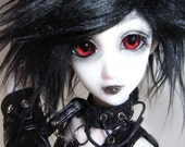 Scorch the Gothic Ball Joint Doll MSD size