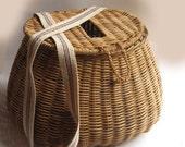 basket fisherman's creel