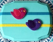 tweet tweet headband - you choose colors