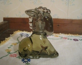 Little Burro Avon Bottle
