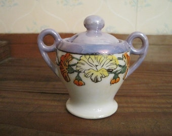 Lusterware Jar  Made in Japan