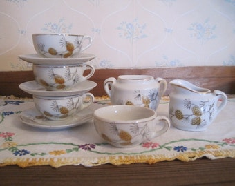 Vintage Children's Dishes
