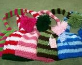 Elf Hat/Pom Hat/Christmas Hat/Newborn-4T/Photography Prop/cbbcreations