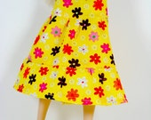 Yellow Doll Skirt