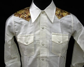 Vintage Never Worn Classic Western Shirt