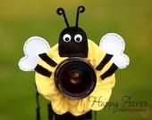 Lens Bling - Bumble Bee