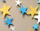 Star garland (14 feet) - READY TO SHIP