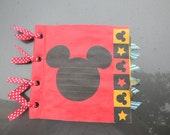 pre made disney scrapbook