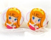 Disney Princess Aurora Earrings