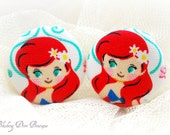 Disney Princess Ariel Earrings