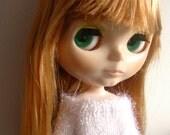 Blythe hand knit sweater - Etincelle White