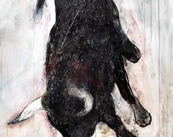 THE BULL - Art Print - Toro - 8x11, 11x14, 13x19