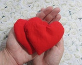 Pocket Hand Warmers Happy Hands Heart Pocket Pals, Red Hearts