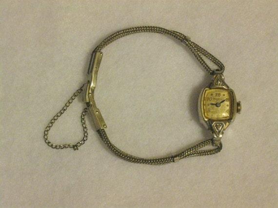 vintage bulova 23 wrist