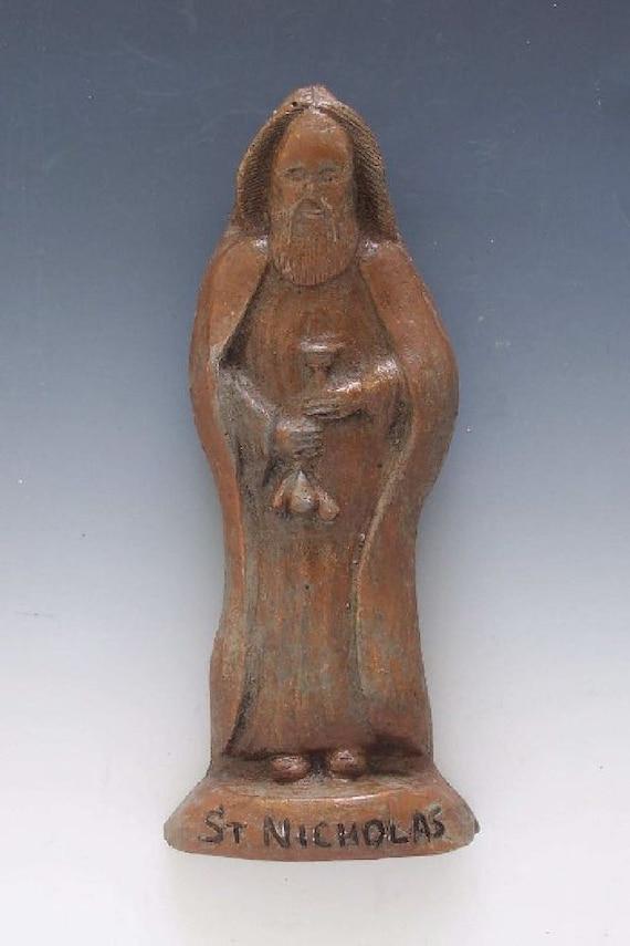 St. Nicholas: Patron of Children, Fishermen, and Weddings/Newlyweds