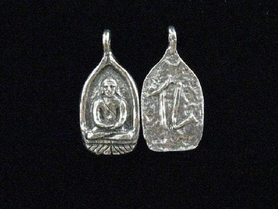 Handmade Buddha Medallion