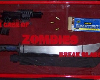 Zombie Preparedness Kit