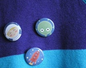 Spacial badges