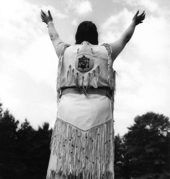 Native American Blessing Fine Art Photograph