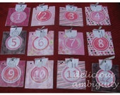 Valentines Activity A Day Countdown Calendar For Kids