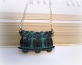 Best Friends - 3 Little Owls Necklace