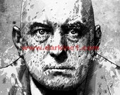 Aleister Crowley - A3 Print