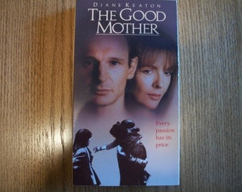 VHS Tapes, Lot of 2, The Good Mother, Somewhere In Time, Nanas Vintage Shop on Etsy