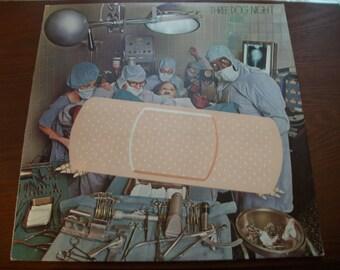 Three Dog Night, HARD LABOR, LP Album,  1974, Nanas Vintage Shop on Etsy