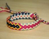 Mexicano friendship bracelet
