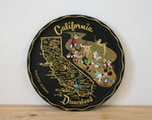 Disneyland Souvenir Platter
