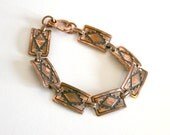 CLEARANCE Navajo Copper Bracelet
