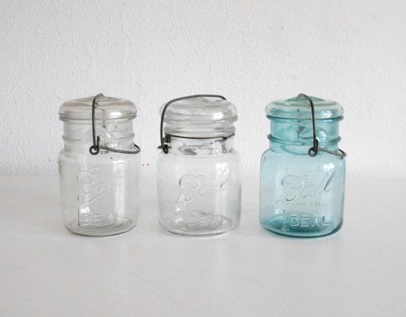 Ball Jar Trio