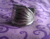 Spoon Ring Size 8 Free Shipping
