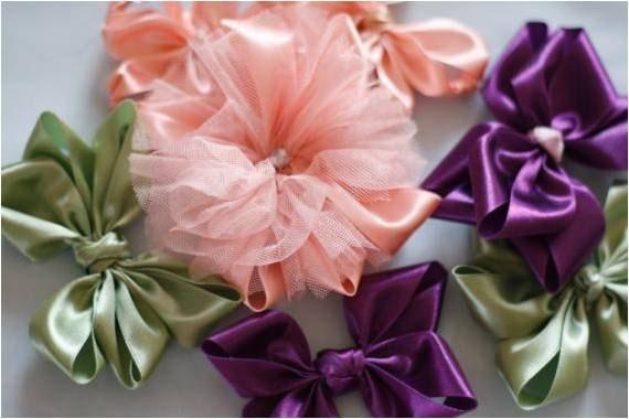 Hair Bow Pattern, Hair Bow Tutorial, diy Hair Bows, Sewing Pattern, PDF Pattern & Tutorial, How to Make Hair Bows, Hair Bow Supplies