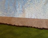 BabyArt Wisconsin Landscape Quilt