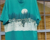 wolf pack tee dress