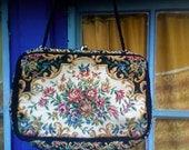 RESERVED the isabelle victorian purse