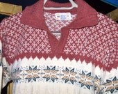 water tower lookout sweater