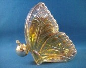 Butterfly Cologne Decanter Avon