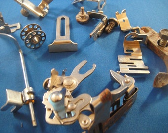 Sewing Machine Pieces and Parts