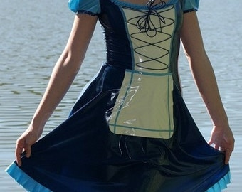 Latex Dirndl for your measurements - completely custom