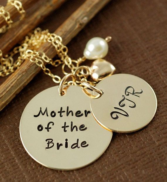 Mother Of The Bride Jewelry: Items Similar To Personalized Jewelry, Mother Of The Bride