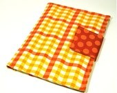 eReader cover case for Kindle, Nook, Galaxy, Cruz in Modern Plaid