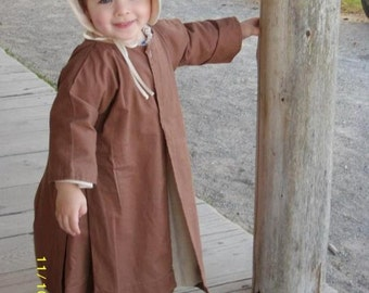 Infant Frock (Jacket)- Colonial