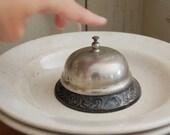 Big Antique Desk Bell