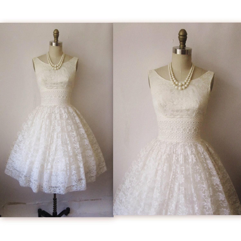 Vintage 50S Wedding Dresses