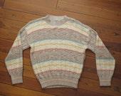 women's vintage sweater.